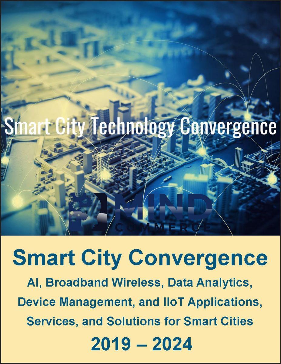 調査レポートセット】スマートシティの技術統合:人工知能